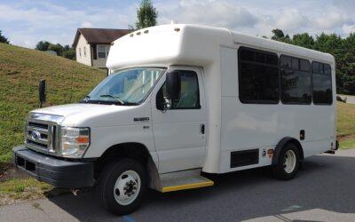 Shuttle Bus Conversion